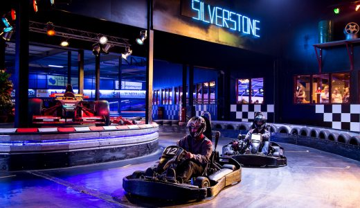 Silverstone karten