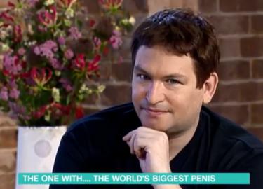 Grootste penis ter wereld
