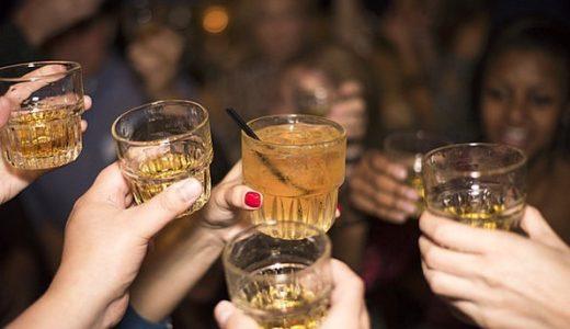 Alcohol vreemde talen