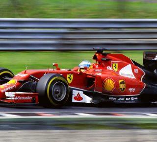 Logistiek Formule 1