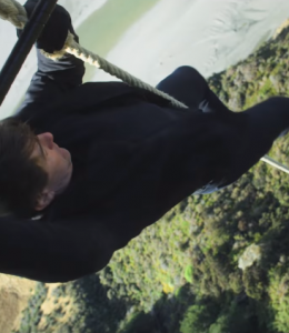 Mission: Impossible - Fallout stunts