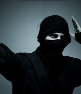 Ninja tekort