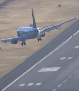 Transavia-vliegtuig Madeira