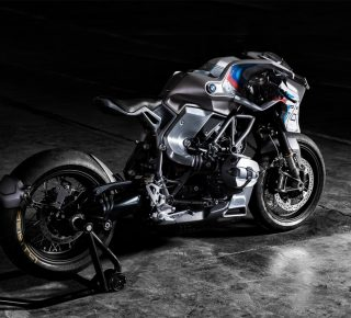 BMW R nineT 'Giggerl'