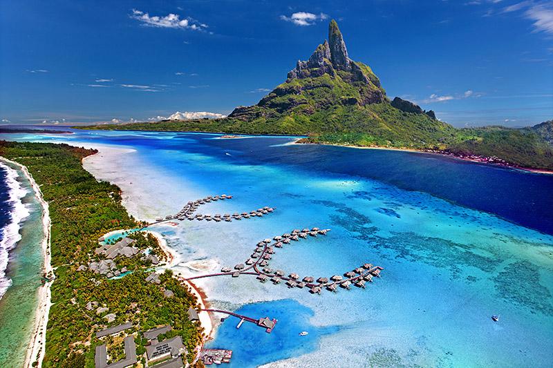 Droombestemmingen Bora Bora