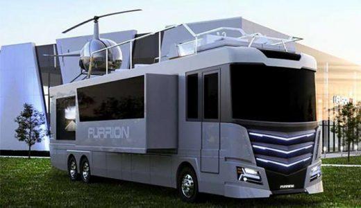 Furrion camper