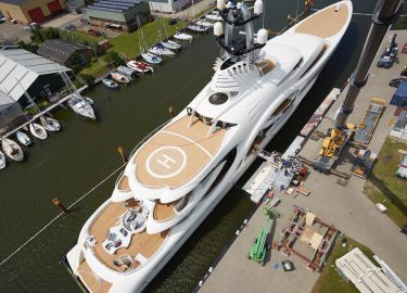 Superjacht Feadship Project 1007