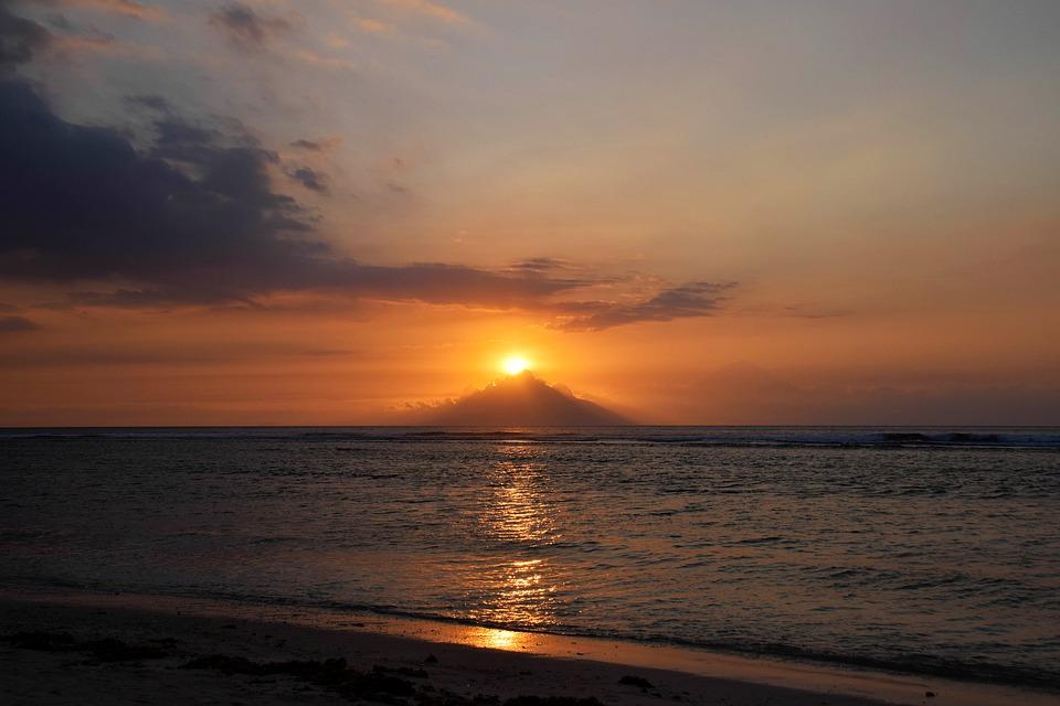 Gili-eilanden Bali