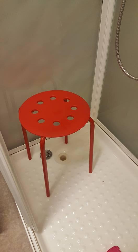 Ballen Ikea krukje