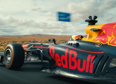Daniel Ricciardo roadtrip Amerika
