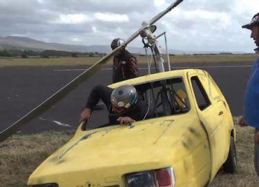 Driewieler auto