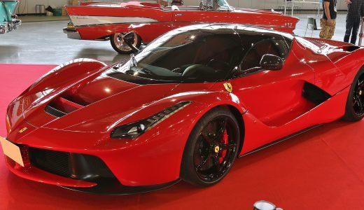 Ferrari fabriek Maranello