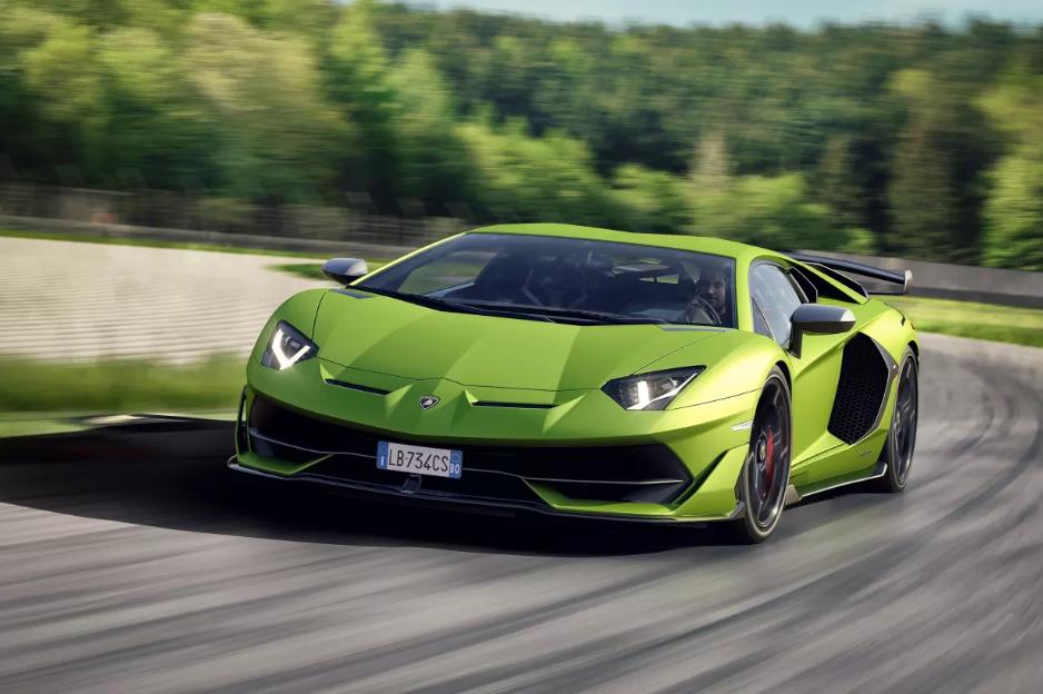 Bron: Automobili Lamborghini S.p.A.