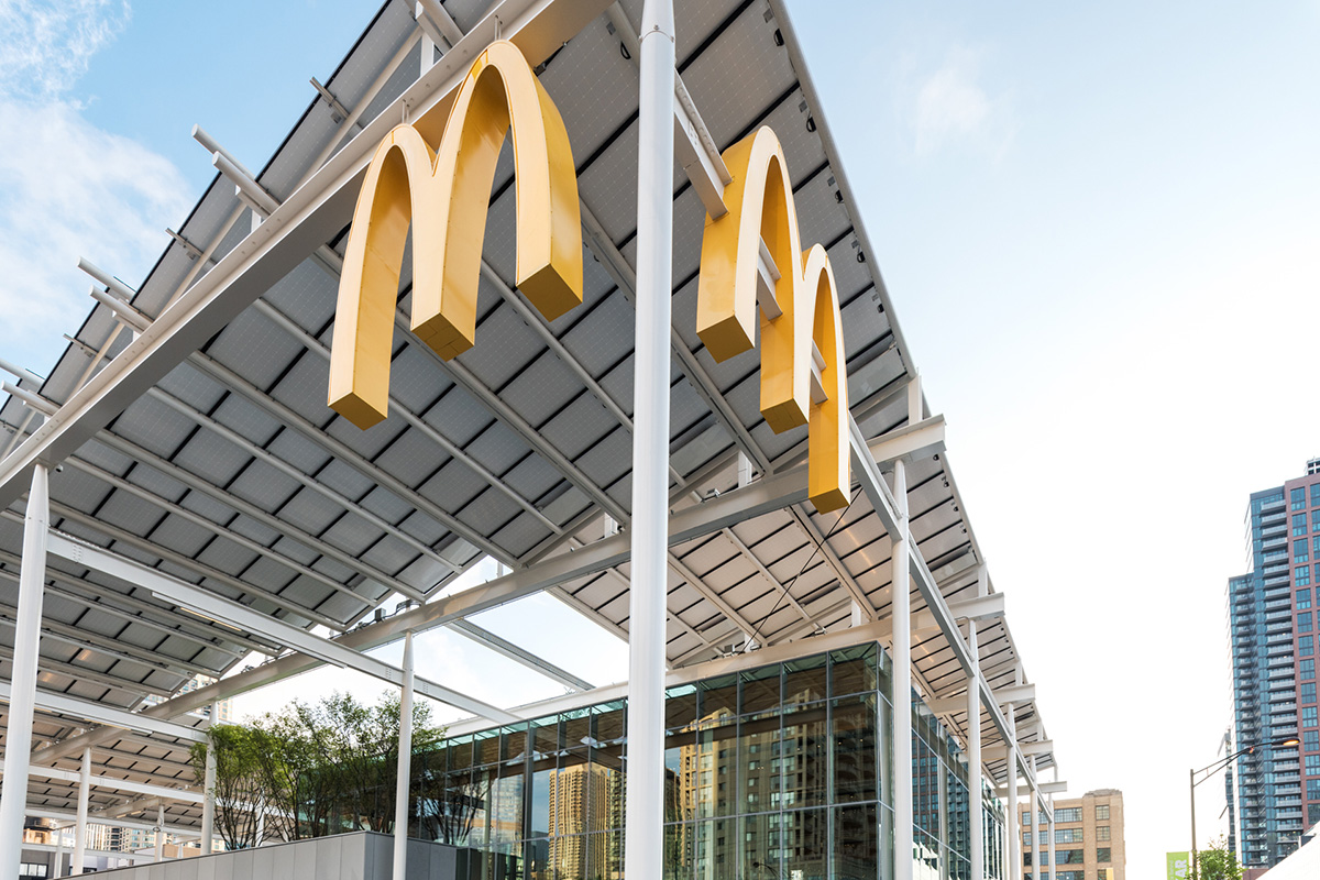Bron: McDonald's