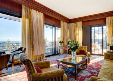 Meest luxe penthous suites Europa