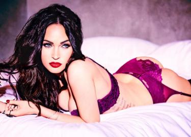 Megan Fox eigen lingerie