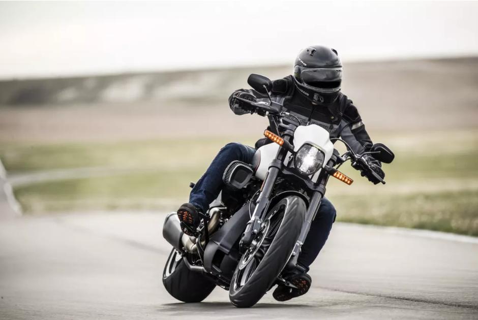 Bron: Harley-Davidson Motor Co.