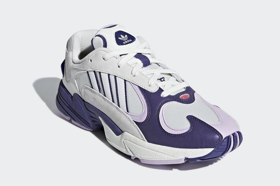 Bron: Dragon Ball Z / adidas