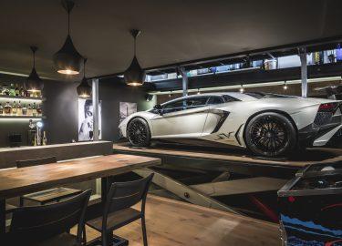 Lamborghini Mancave Auto's