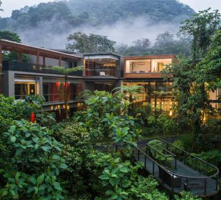 Mashpi Cloud Forest Lodge Ecuador