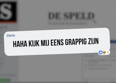 Facebook De Speld