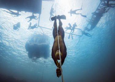 wereldrecord Freediven Alexey Molchanov