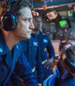 Hunter Killer Gerard Butler
