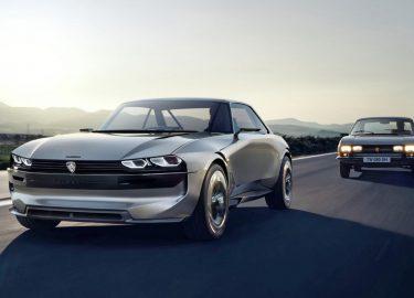 Zie Hier De 450pk Sterke E Legend Concept Van Peugeot Fhm