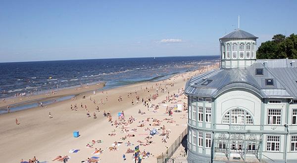 Jurmala - Baltische staten