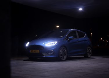 Ford Fiesta ST auto test review
