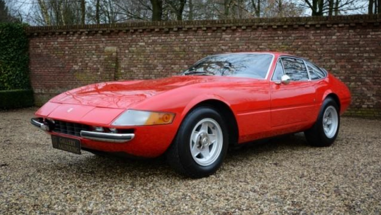 Auto Ferrari 365 GTB/4 Daytona