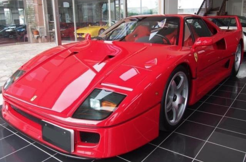 Auto Ferrari F40