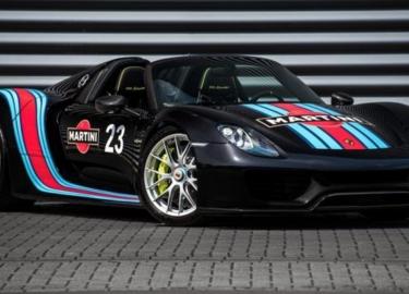 Tweedehands Auto Porsche 918 Spyder