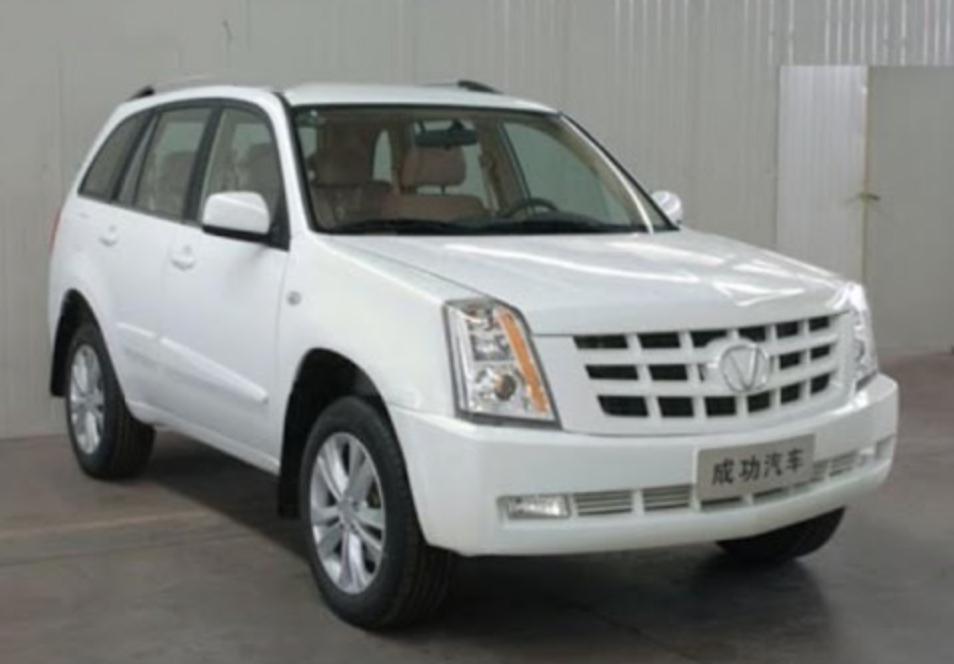 Auto Auto's namaak China