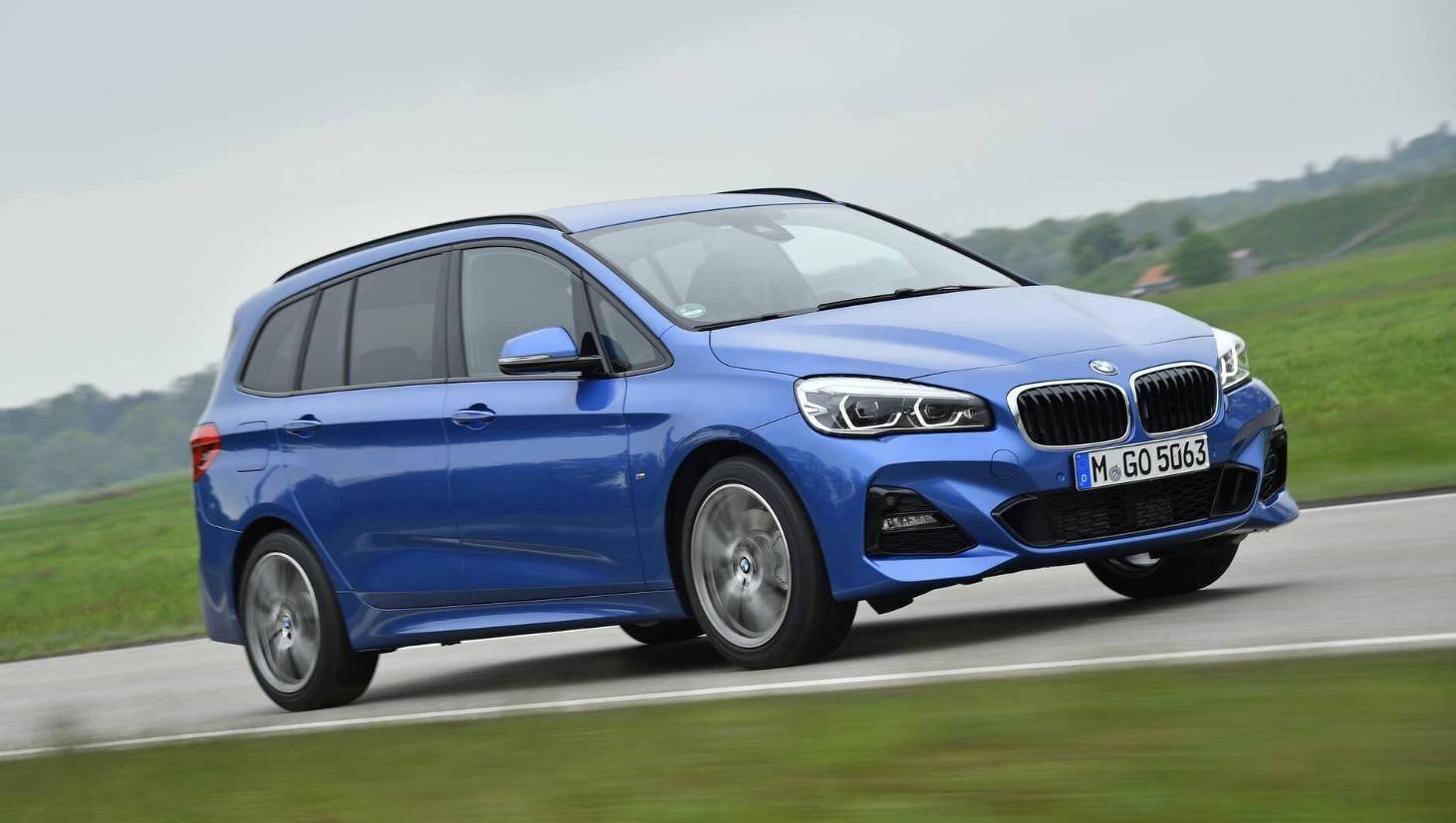 BMW 2 serie Grand Tourer Lelijke Auto's auto