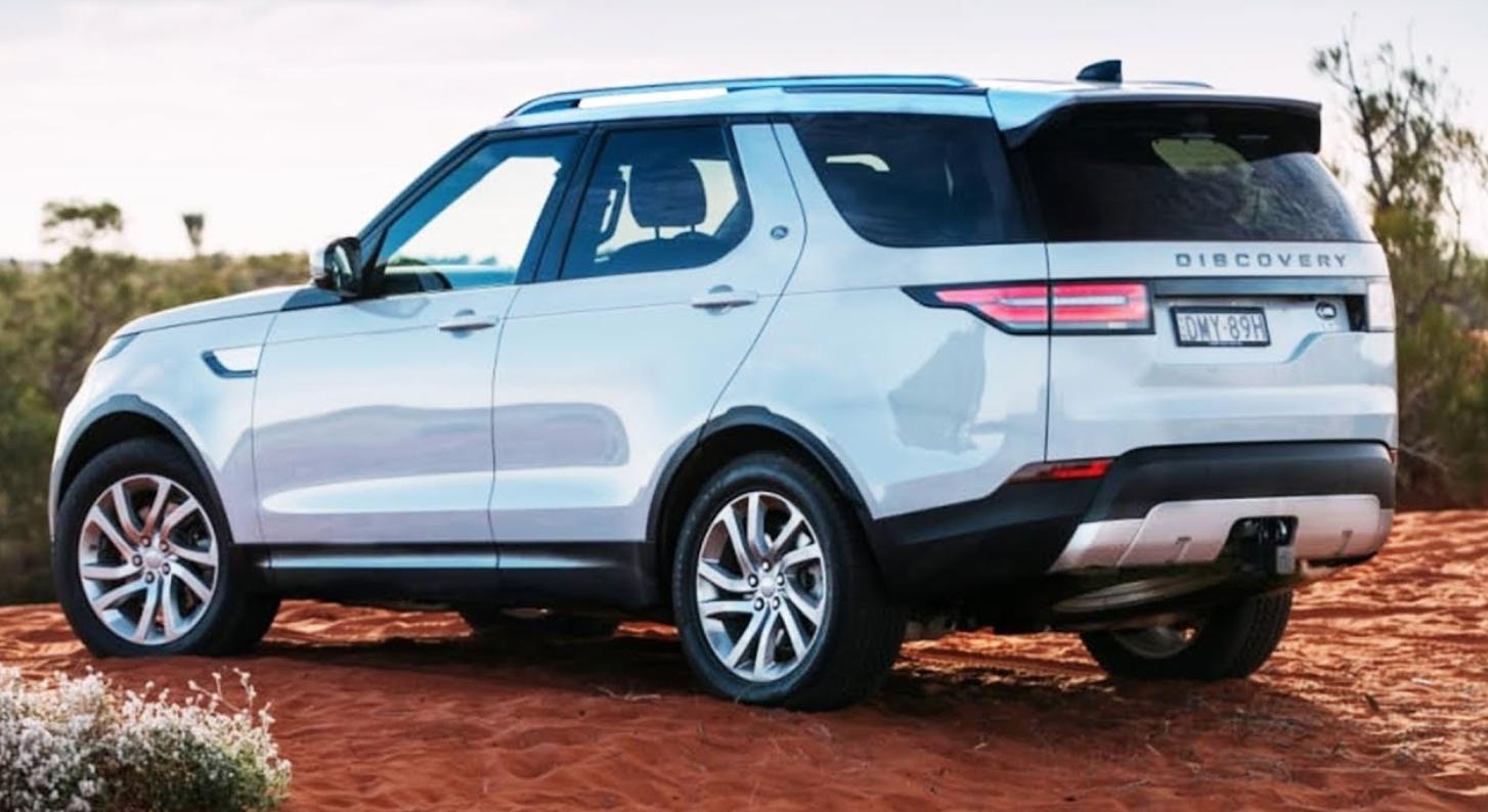 Land Rover Discovery Lelijke Auto's auto