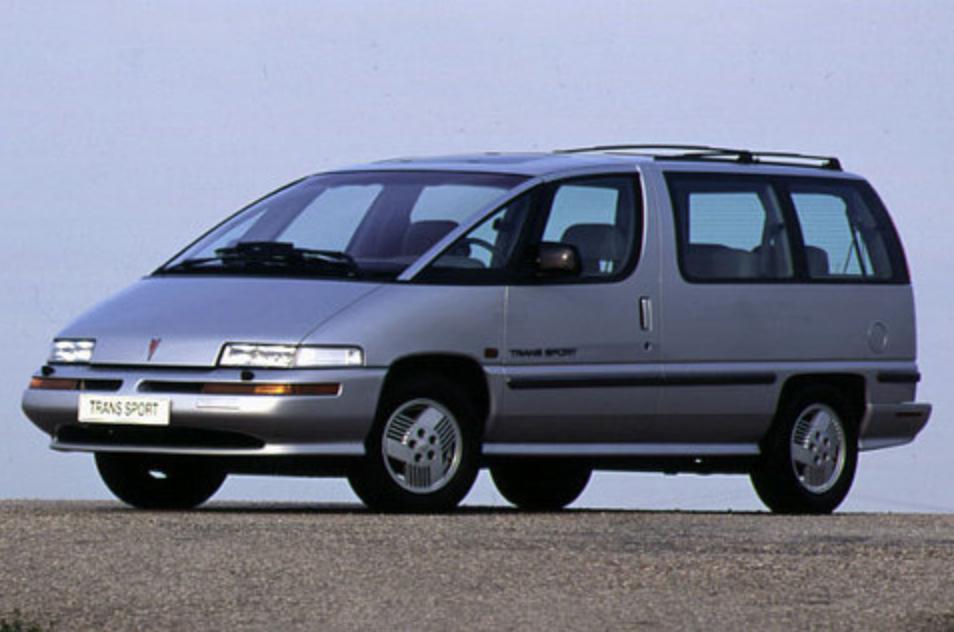 Pontiac Trans Sport Lelijke Auto's auto