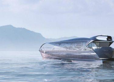 Solar jacht