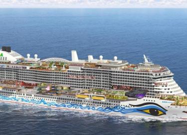 AIDAnova, cruiseschip