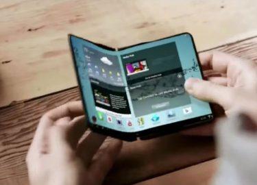 samsung opvouwbaar smartphone