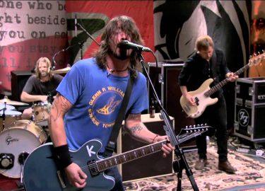 Netflix Foo Fighters