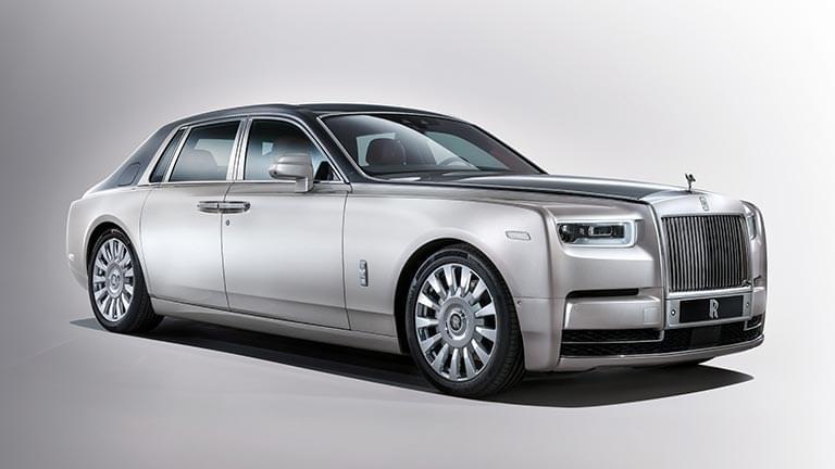 Rolls-Royce Phantom auto auto's