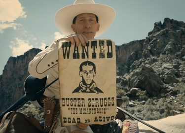 Netflix The Ballad of Buster Scruggs