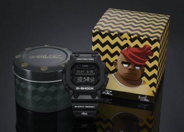 Horloge Gorillaz G-shock