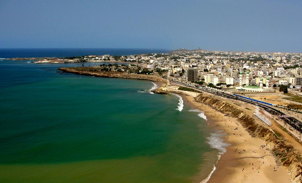 Dakar mooiste steden