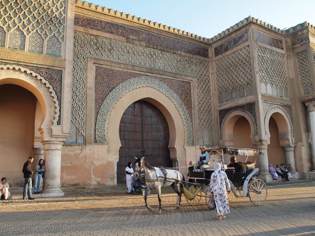 Meknès mooiste steden