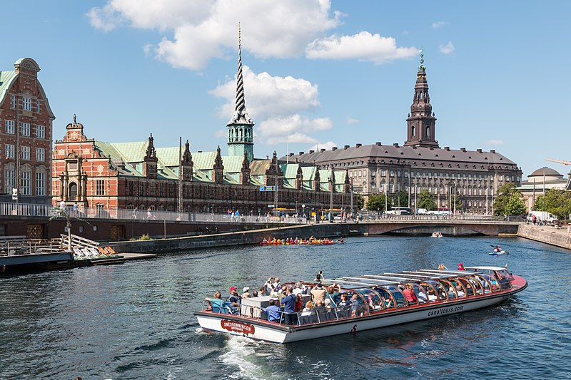 Kopenhagen mooiste steden