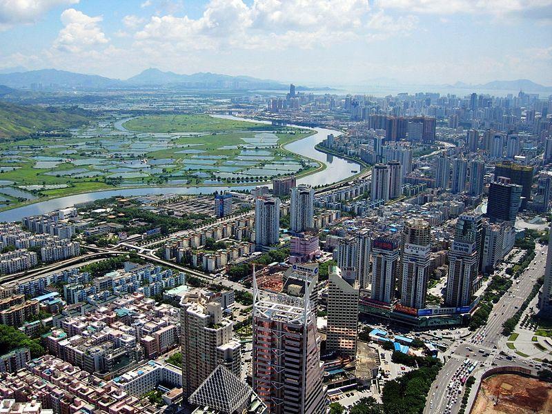 Shenzhen, China mooiste steden