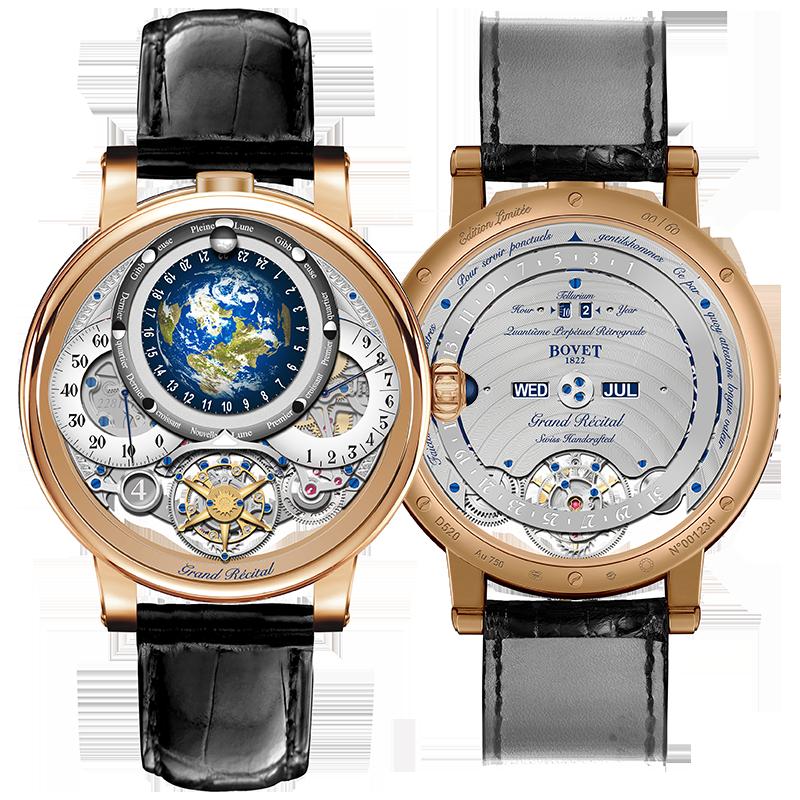 Bovet Horloge