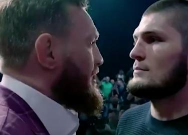 UFC 229 Conor McGregor vs Khabib